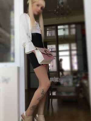 Лили Élit — классический массаж от проститутки - 13000 руб. в час