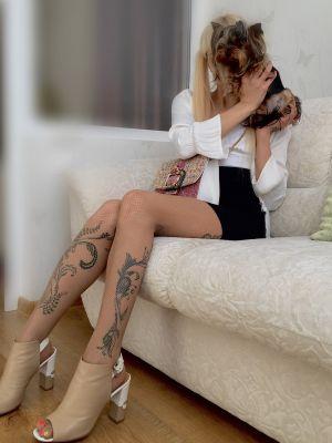 Лили, 21 лет — эротический массаж пениса