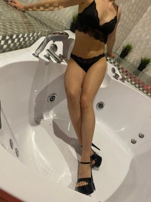Аля Адлер — проститутка big size