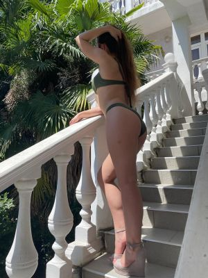 Лиза Сочи — индивидуалка БДСМ, 22 лет