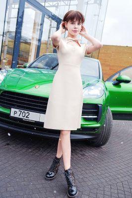 БДСМ госпожа Инстаграмм Ytigrenok , 20 лет, рост: 168, вес: 44