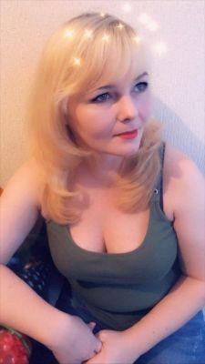 практикующая госпожа Ирочка, рост: 2, вес: 54